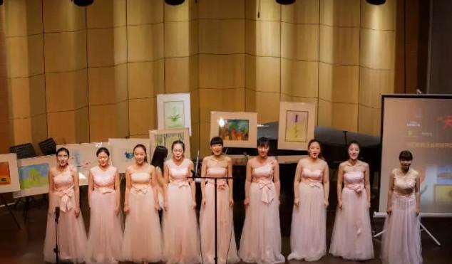 女声小合唱《青春舞曲》、《乘着歌声的翅膀》-人大艺术学院音乐系