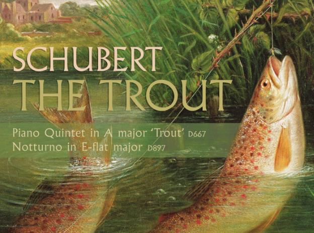 鳟鱼五重奏 曲创作者是舒伯特,整首曲子一共被分为了五个乐章